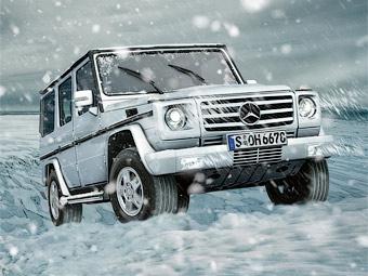 Обновленный Mercedes-Benz G-Class покажут в сентябре