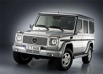 Mercedes G-Class опять обновился