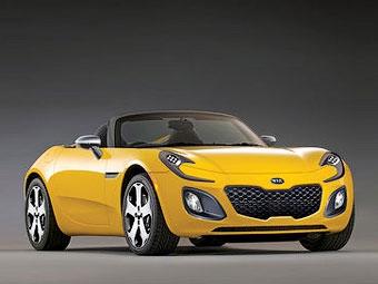Kia задумалась о выпуске конкурента родстеру Mazda MX-5
