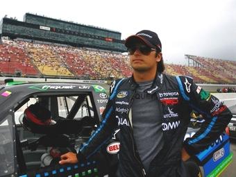 Нельсиньо Пике примет участие в серии NASCAR