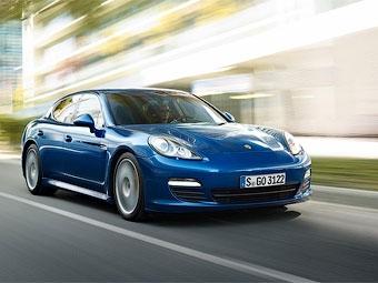Компания Porsche рассекретила свой самый экономичный автомобиль