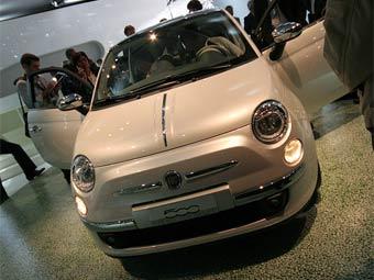 Скандальная британская художница раскрасила Fiat 500