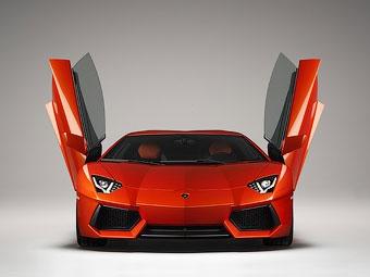 Lamborghini выпустит 4000 суперкаров Aventador
