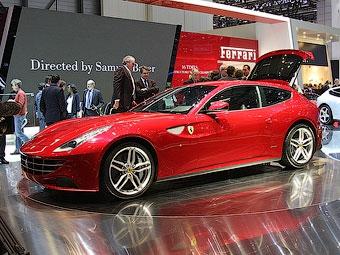 Все Ferrari FF и Lamborghini Aventador распродали на год вперед