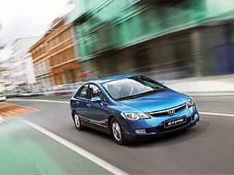 Honda отзывает 378 тысяч автомобилей из-за дефекта подушки безопасности