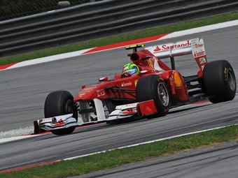 Ferrari не хватило смелости при проектировании гоночного болида