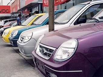 Четверть немцев готова пересесть на китайские автомобили
