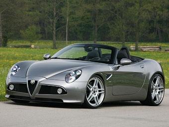 Рассекретили самую мощную и быструю Alfa Romeo в мире
