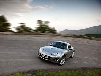 Mazda привезет родстер MX-5 нового поколения на моторшоу в Токио