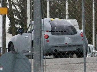 Появились фотографии неизвестной модели BMW