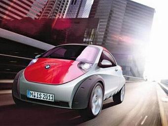 Первый электрокар BMW представят в 2013 году