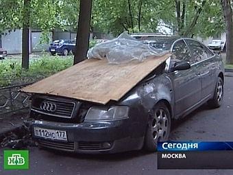 Москву за сутки очистят от брошенных автомобилей
