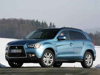 Компактный кроссовер PSA на базе Mitsubishi ASX появится в 2012 году