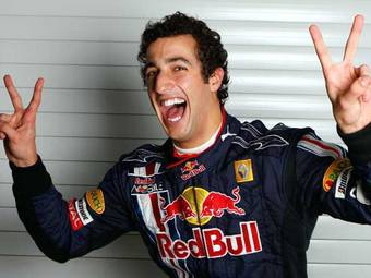 Даниэль Риккардо стал претендентом на место Буэми в Toro Rosso