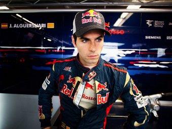 Альгерсуари надеется занять место Уэббера в Red Bull