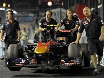 Команда Toro Rosso уволила виновного в проблемах Альгерсуари