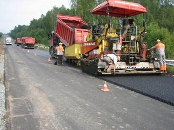 В 2011 году Россия потратит на дороги 630 миллиардов рублей