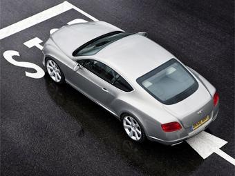 Автомобили Bentley получат новые моторы V8 с наддувом