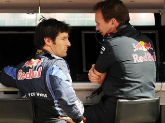 Глава Red Bull Racing выразил недовольство скрытностью Уэббера