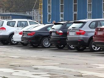 В 2009 году иномарки в России подорожали на 18 процентов