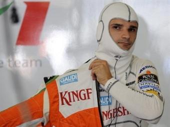 Витантонио Лиуцци пообещал женщинам трудную жизнь в Формуле-1