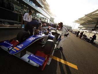 Квалификацию серии GP2 перенесли из-за беспорядков в Бахрейне