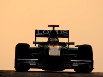 Тест-пилот команды Ferrari выиграл первую гонку зимнего чемпионата GP2 Asia