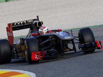 На тестах Формулы-1 в Хересе за Renault поедут Хайдфельд и Сенна