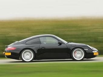 Немецкий тюнер построит три варианта электрического Porsche 911