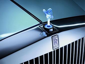 Rolls-Royce представит в Женеве роскошный электрокар