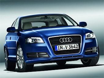 Компания Audi обновила автомобили семейства A3