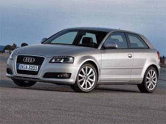Audi приостановит выпуск модели A3