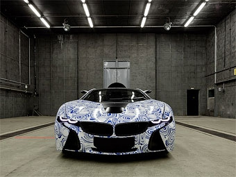 Гибридный спорткар BMW будет стоить около 240 тысяч долларов