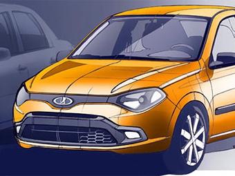 """Компания Renault заинтересовалась платформой бюджетной """"Лады"""""""