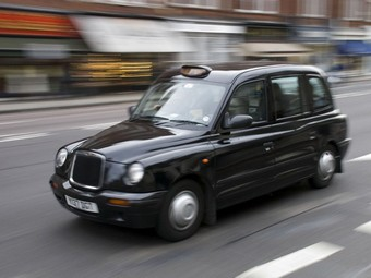 К 2012 году в Лондоне появятся водородные такси