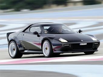 Современная версия Lancia Stratos будет стоить от 400 тысяч евро