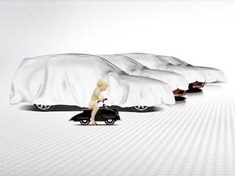 Saab подготовил для Женевы линейку новых автомобилей