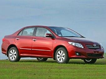 Toyota Corolla стала самой продаваемой подержанной иномаркой в России