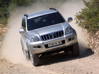 Toyota будет выпускать в России Land Cruiser Prado