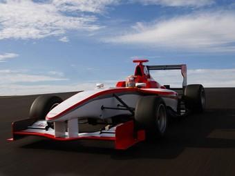 Команды серии GP3 получили первые болиды