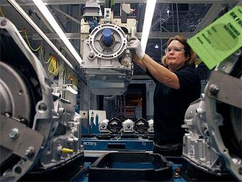 Концерн GM закрыл завод силовых установок в Мичигане