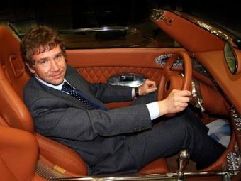 Крупнейший инвестор Spyker нанял детективов для возвращения в компанию