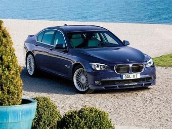 """Ателье Alpina показало свою версию полноприводной """"семерки"""" BMW"""