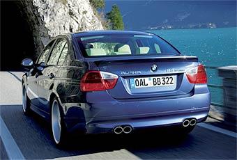 Alpina представила альтернативу BMW M3