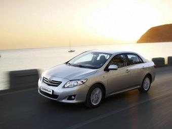 Американцы обнаружили у двух моделей Toyota глохнущие моторы