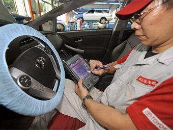 Минтранс США не разрешил опубликовать отчеты о причине отзыва автомобилей Toyota