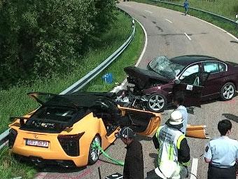 Главный испытатель Toyota погиб во время теста нового суперкара