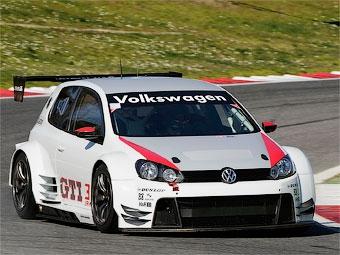 Volkswagen выпустит на 24-часовые гонки 440-сильный Golf