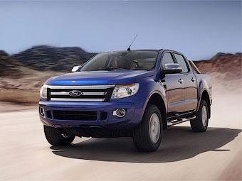 Ford разработает для развивающихся стран семиместный внедорожник