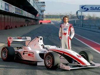 "Команда Williams разработала новый болид ""Формулы-2"""